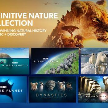 Discovery+ | Stream Shark Week ipad image 2