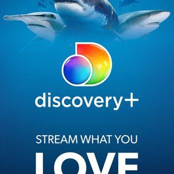 Discovery+ | Stream Shark Week iphone image 1