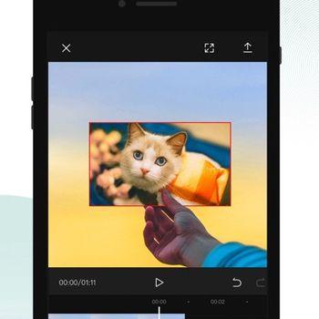 CapCut iphone image 2