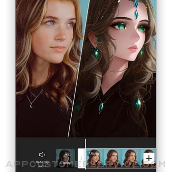 CapCut - Video Editor iphone image 2