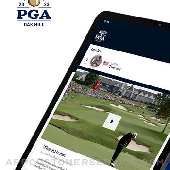 PGA Championship ipad image 1