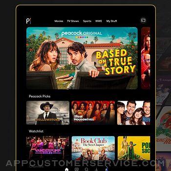 Peacock TV: Stream TV & Movies ipad image 1