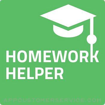 Homework_Helper Customer Service