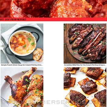 Recipes for Insta Pot ipad image 4