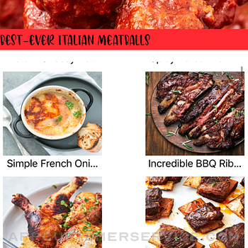 Recipes for Insta Pot iphone image 4