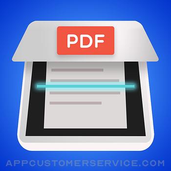 Scanner App - PDF Document Customer Service