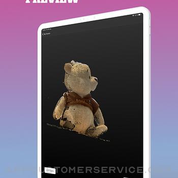 3D Scanner App ipad image 2