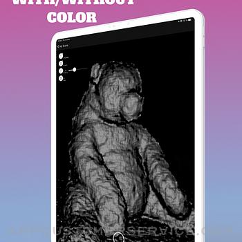 3D Scanner App ipad image 3