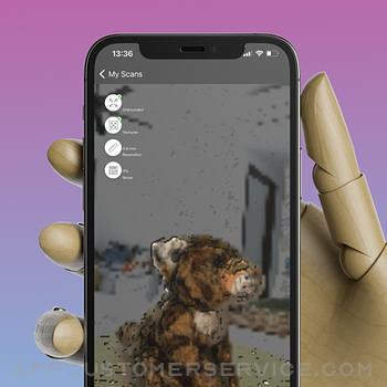 3D Scanner App iphone image 1