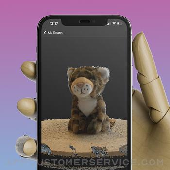 3D Scanner App iphone image 2