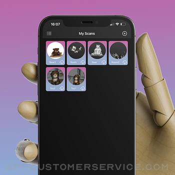 3D Scanner App iphone image 3