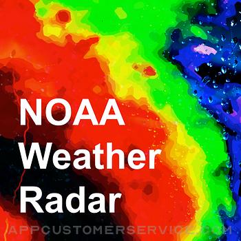 NOAA Radar & Weather Forecast Customer Service