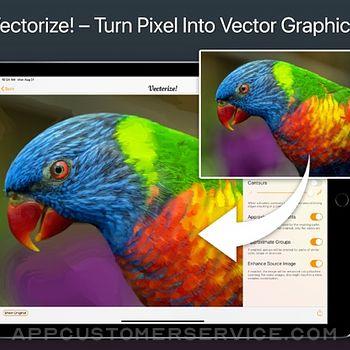 Vectorize! ipad image 1
