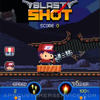 Blast Shot ipad image 1