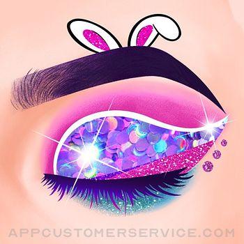 Eye Art: Perfect Makeup Artist Customer Service