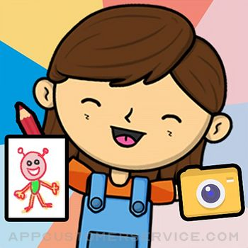 Lila's World:Create Play Learn Customer Service