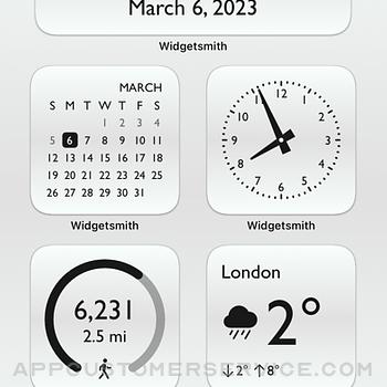 Widgetsmith iphone image 4