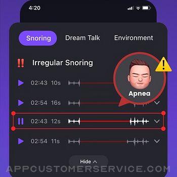 Mintal Tracker:Sleep Recorder iphone image 4
