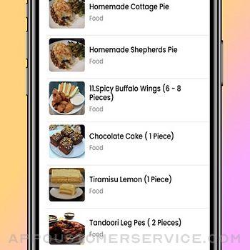 CamboFood iphone image 3
