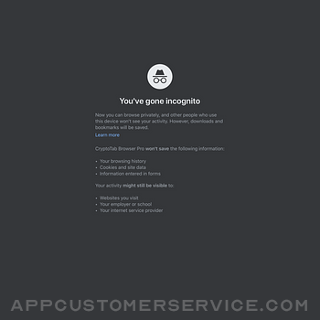 CryptoTab Browser Pro ipad image 2