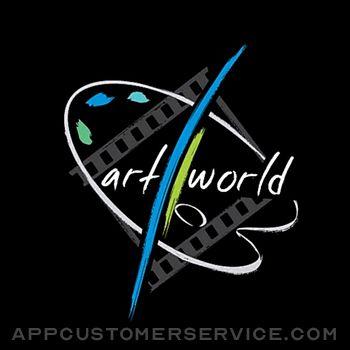 Art World - AR Art Gallery Customer Service