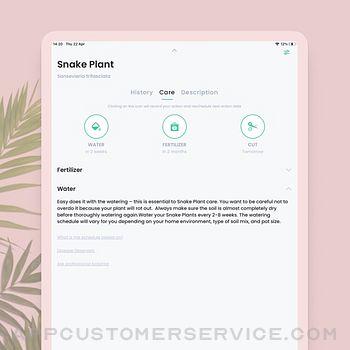 PlantIn: Plant Identifier ipad image 3
