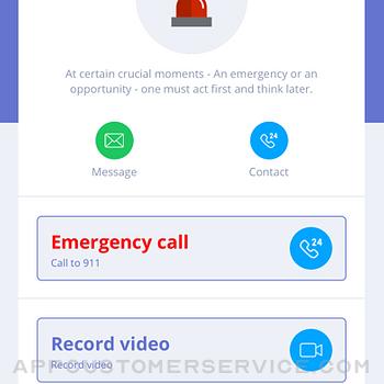 Make it Home Safe iphone image 2
