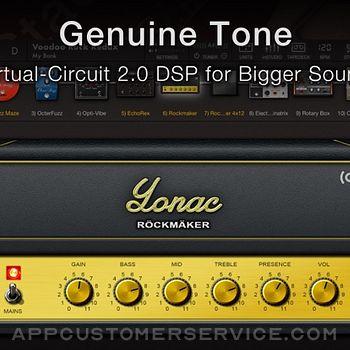 ToneStack PRO Guitar Amps & FX ipad image 1