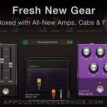 ToneStack PRO Guitar Amps & FX ipad image 3