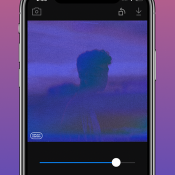 Coverlay Pro - Album Art Maker iphone image 2