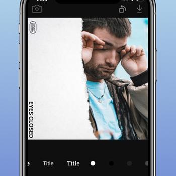 Coverlay Pro - Album Art Maker iphone image 3