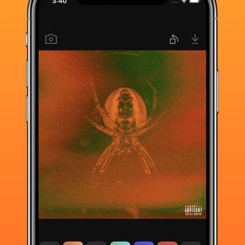 Coverlay Pro - Album Art Maker iphone image 4