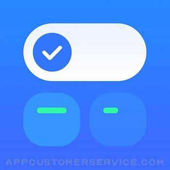 To Do List Widget Customer Service