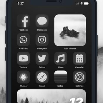 Icon Themer & Changer App iphone image 2