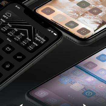 Brass - Custom Icons & Widgets iphone image 2