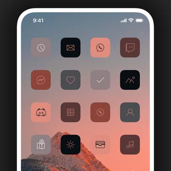 Brass - Custom Icons & Widgets iphone image 3