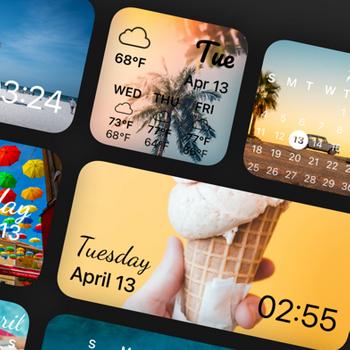 Brass - Custom Icons & Widgets iphone image 4