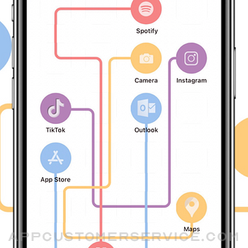 Transparent App Icons iphone image 1