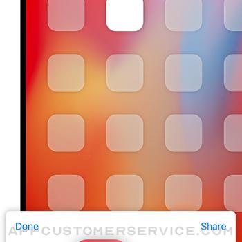 Transparent App Icons iphone image 3