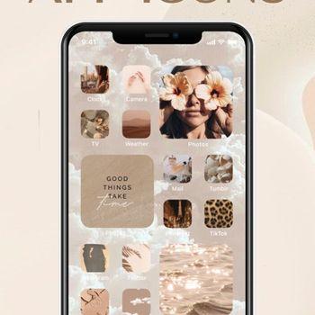 ScreenKit -Aesthetic App Icons iphone image 1