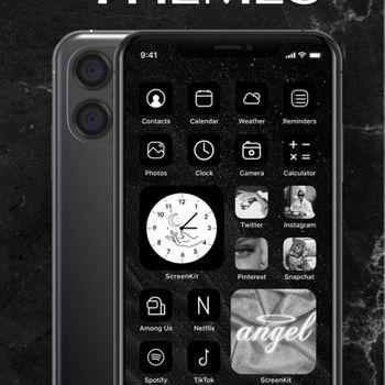 ScreenKit -Aesthetic App Icons iphone image 2