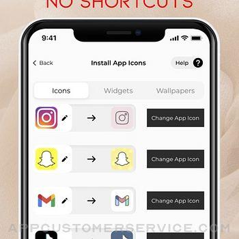 ScreenKit- App Icons & Widgets iphone image 4