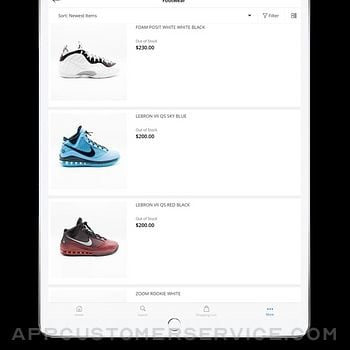 Sneaker Hub Shop ipad image 3