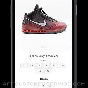 Sneaker Hub Shop iphone image 4