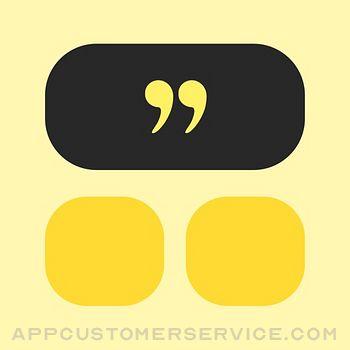 Widget Quotes Customer Service