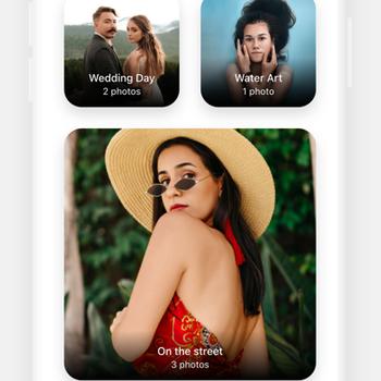 Photobox Widget iphone image 4