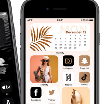 Themify: Icon Changer & Themes iphone image 3