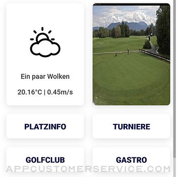 Clubapp GC Beuerberg iphone image 1