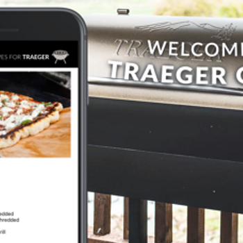 Recipes for Traeger Grills iphone image 1