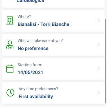 Bianalisi Health iphone image 2